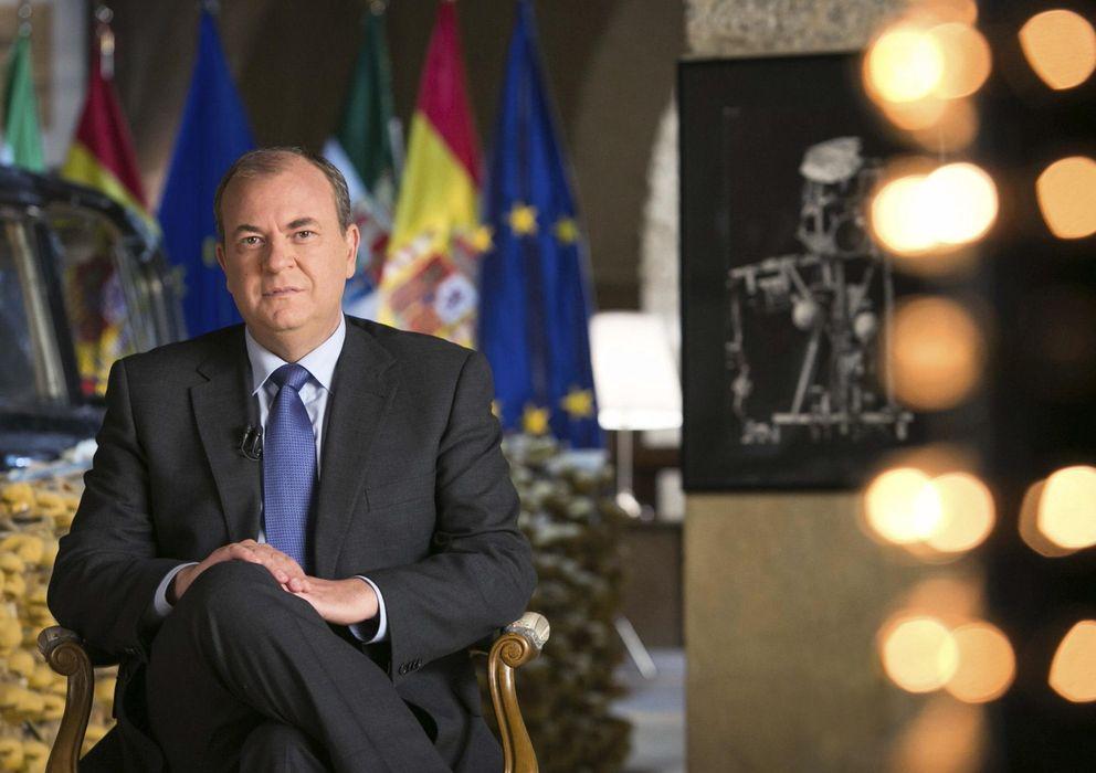 Foto:  Fotografía facilitada por el Gobierno de Extremadura de su presidente, José Antonio Monago (Efe)