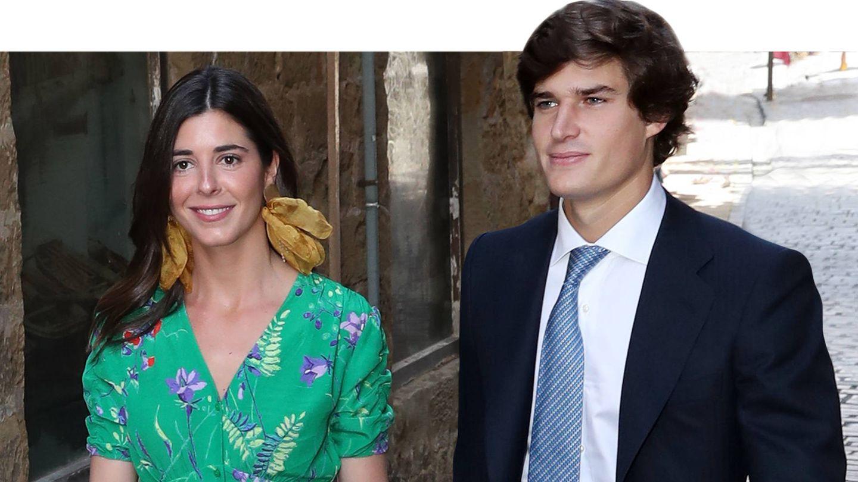 Belén Corsini y Carlos Fitz-James, duque de Osorno. (Gtres)