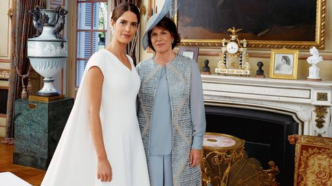 La madre de la duquesa de Huéscar esquiva polémicas en su entrevista más personal