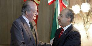 El Rey tercia ante el presidente de México para arreglar el conflicto entre Repsol y Pemex