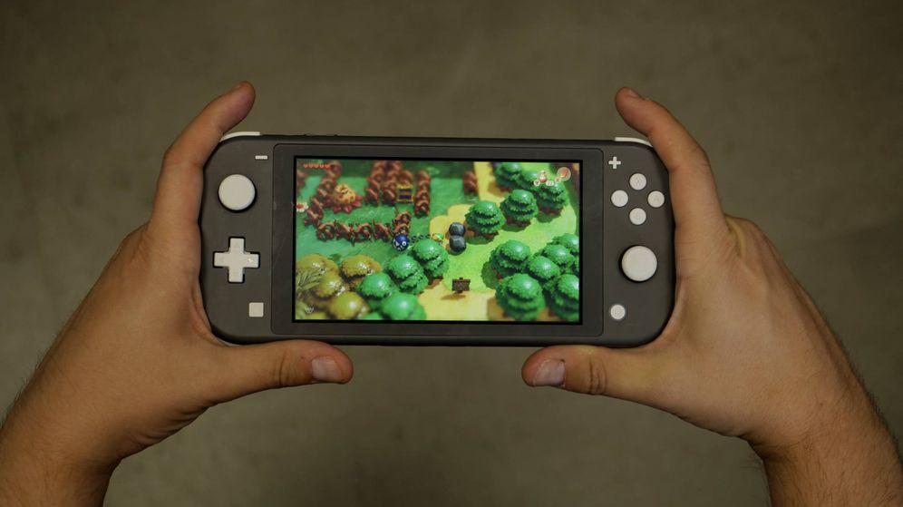 Foto: Nintendo Switch Lite. (M. Mcloughlin)