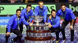 La Copa Davis salvaje de Argentina explicada en cuatro golpes
