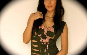 Pilar Rubio muestra su nueva colección de ropa