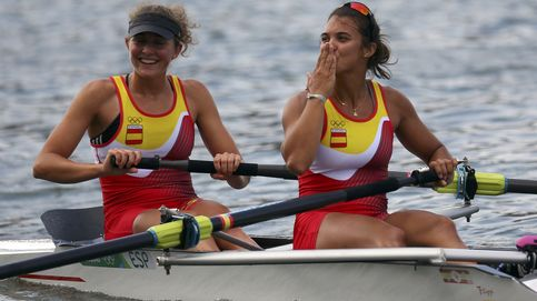 Anna Boada y Aina Cid, a por una medalla en la final de dos sin timonel