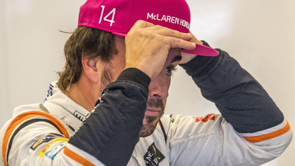 Alonso y las 'maquinitas' de videojuegos de Daytona en su infancia: Ahora es real