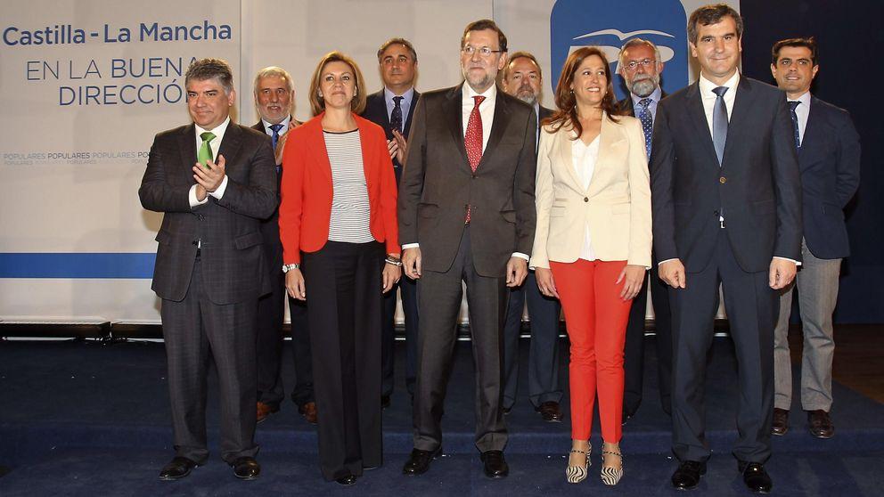 Rajoy busca una imagen de unidad en la convención del PP