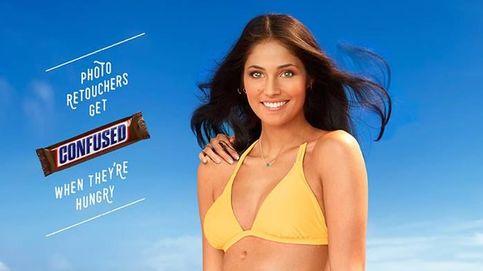 ¿Encuentra los 11 fallos de Photoshop de esta campaña de publicidad de Snickers?