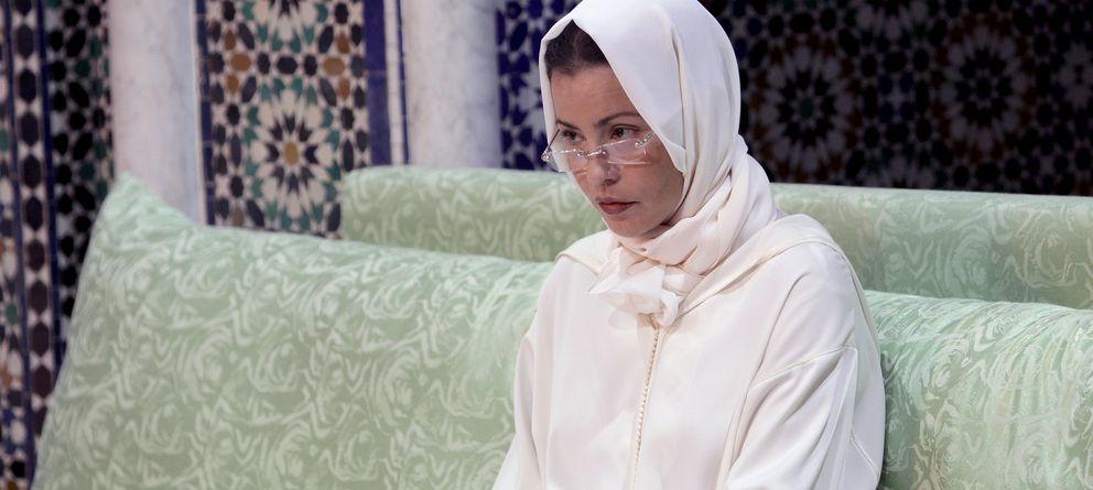 Foto: Su Alteza Real la Princesa Lalla Myriem, hermana de Su Majestad el Rey Mohammed VI (Gtres)