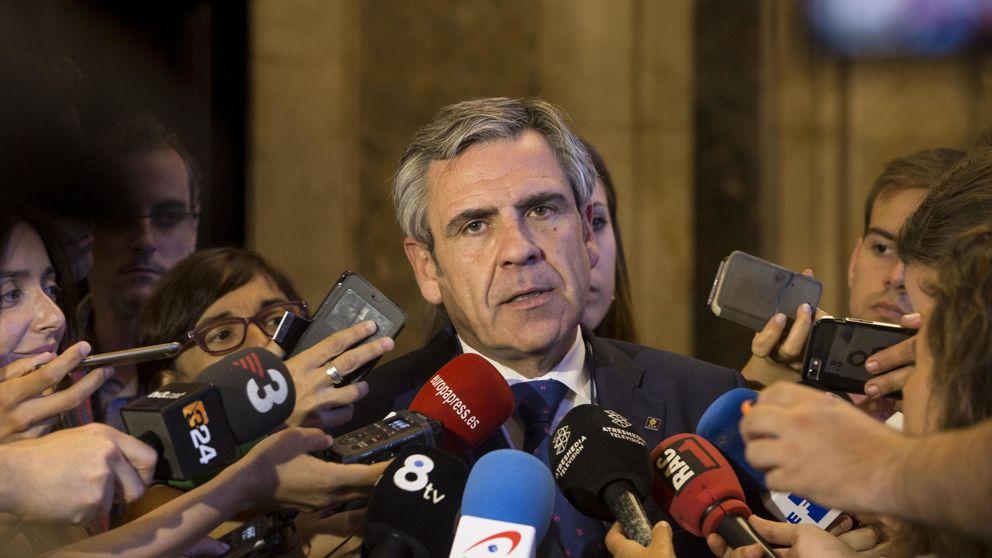 De Alfonso trazó un plan para derribar a Mas para ganarse la confianza del ministro