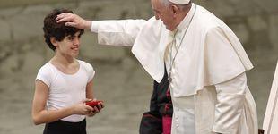 Post de Jorge Lamelas (Billy Elliot), tras bailar ante el Papa: