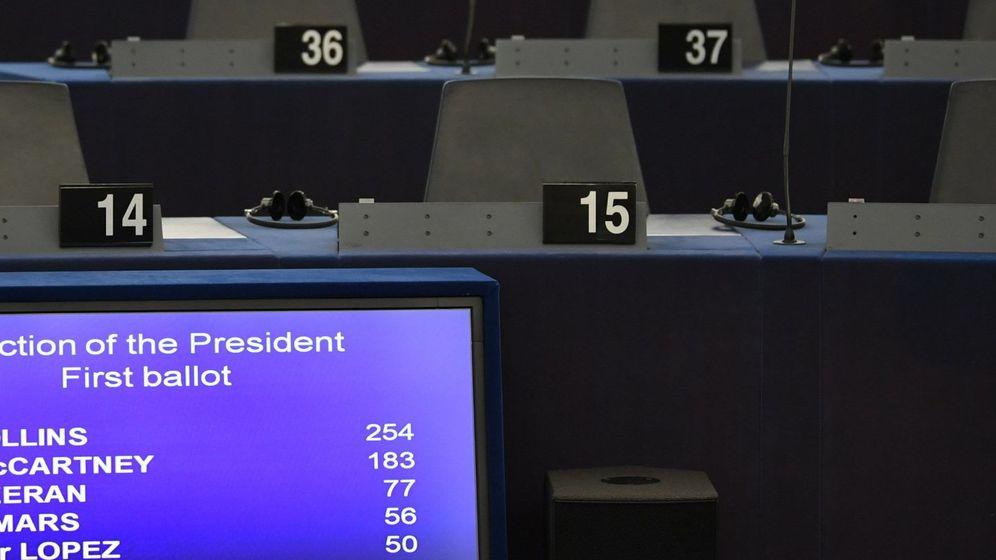 Foto: Tusk suspende el consejo europeo sobre el reparto de cargos hasta mañana