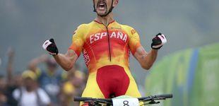 Post de Carlos Coloma cierra el medallero con un inesperado bronce en mountain bike