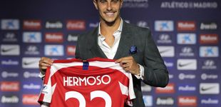 Post de El fichaje de Mario Hermoso o cómo siguen los negocios de Atlético y Real Madrid