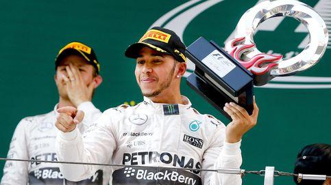 Hamilton devuelve la calma a Mercedes y Alonso acaba atrás