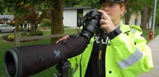 Post de Cámaras gigantes: la idea canadiense para cazar a conductores con el móvil