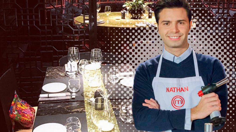 Este es el restaurante de la familia de Nathan de 'MasterChef', local de moda entre famosos