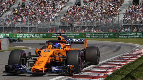 La clasificación del GP de Canadá en directo: Alonso y Sainz en busca de la Q3