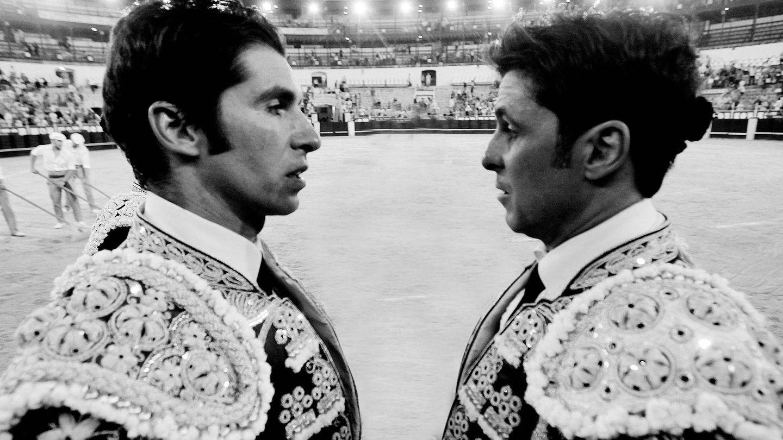 Cayetano y Francisco Rivera, frente a frente en una plaza de toros. (Cordon Press)