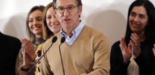 Post de Los resultados del 10-N presionan a Feijóo para que vuelva a presentarse en Galicia