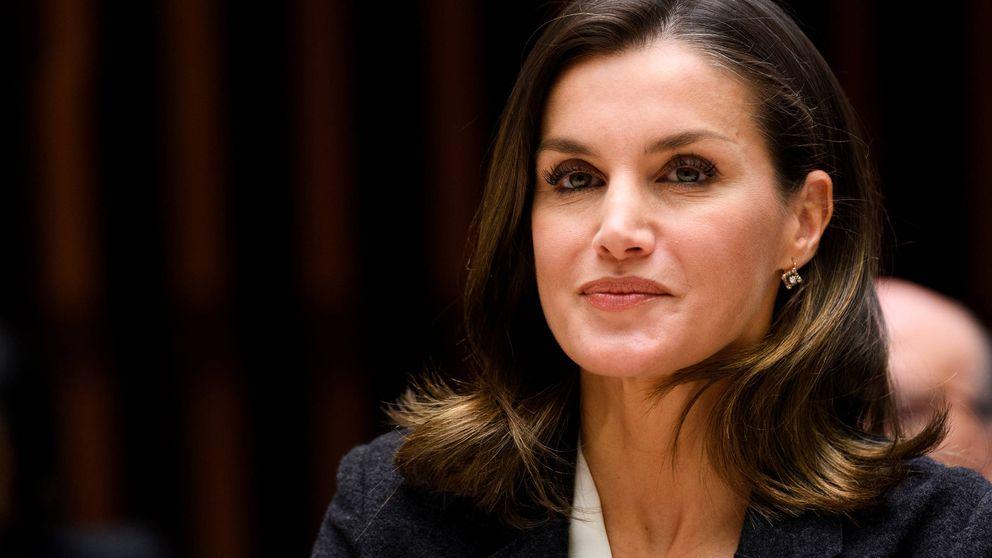 Doña Letizia: su cara a cara con Marie-Chantal tendrá que seguir esperando