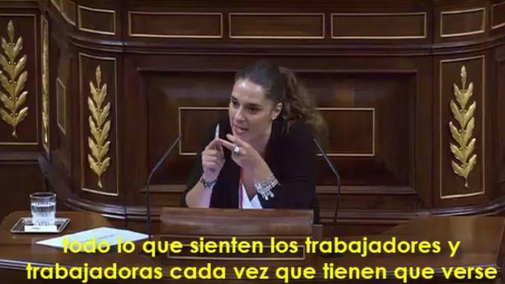 El repaso de Podemos al Gobierno sobre su vergonzosa manipulación en TVE