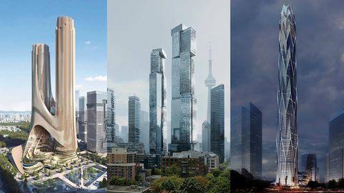 Cinco nuevos rascacielos que parecen de ciencia ficción