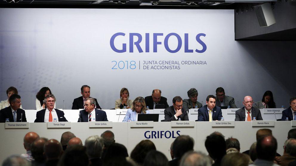Grifols salva un mal año bursátil gracias a sus avances para tratar el Alzheimer