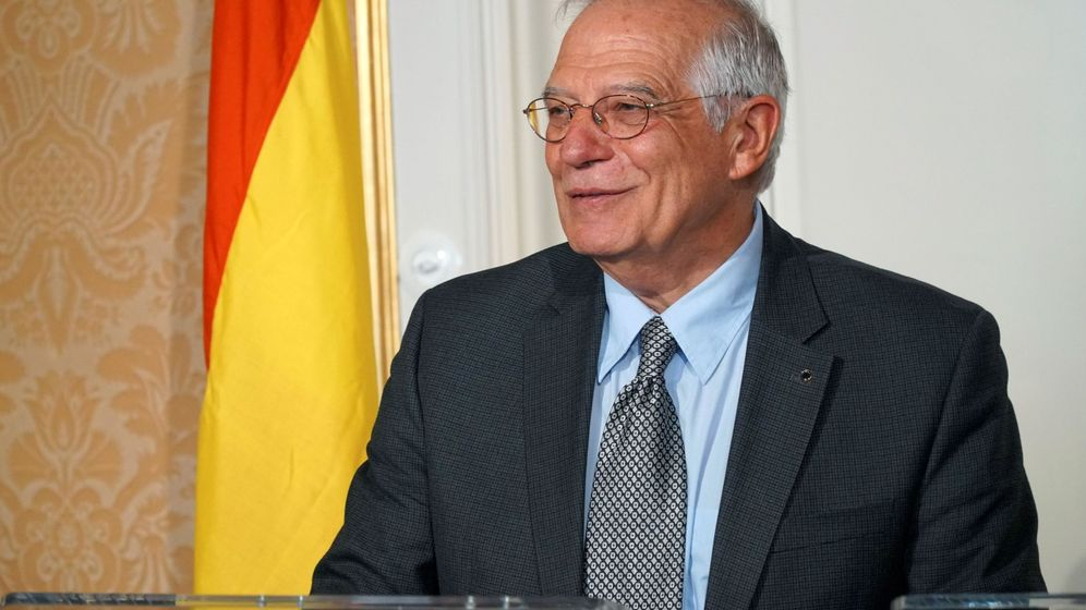 Foto: Josep Borrell. (EFE)