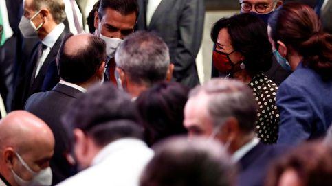 Botín pide a Sánchez ayudas directas para autónomos y pymes