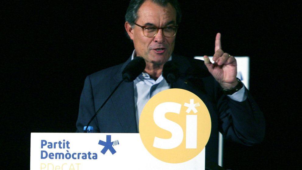 Artur Mas ya tiene fecha límite para depositar la fianza por la consulta del 9N