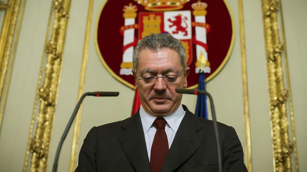 Gallardón dimite y le abre la primera gran crisis de Gobierno