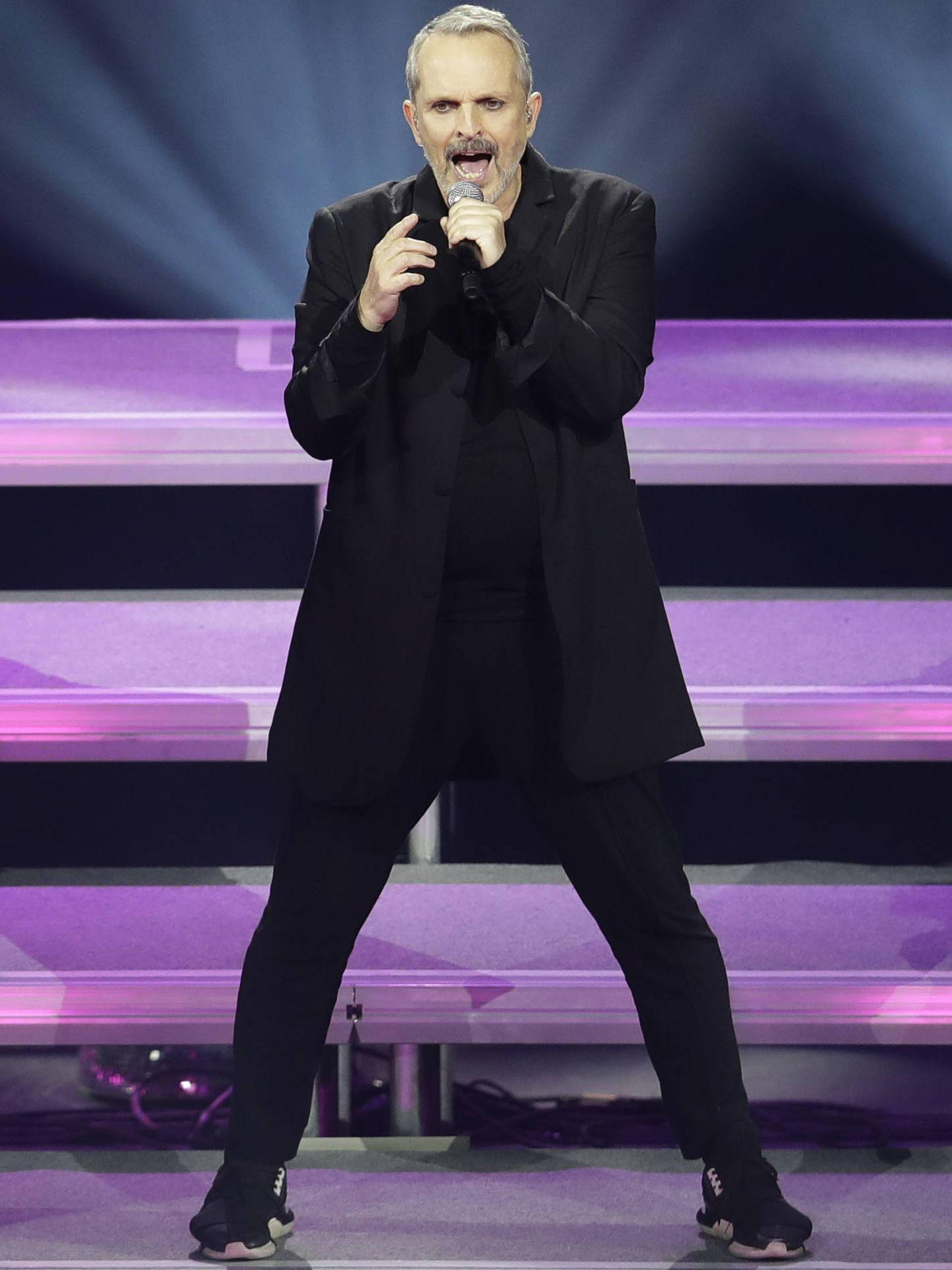 El cantante Miguel Bosé en una imagen de archivo. (Gtres)