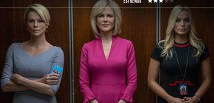 Post de 'El escándalo': sexo a cambio de trabajo. Así cayó la trama de abusos de Fox News