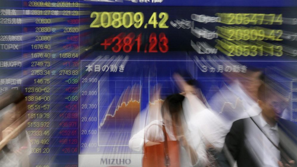 A la chita callando... Japón ya supera los niveles de la burbuja puntocom