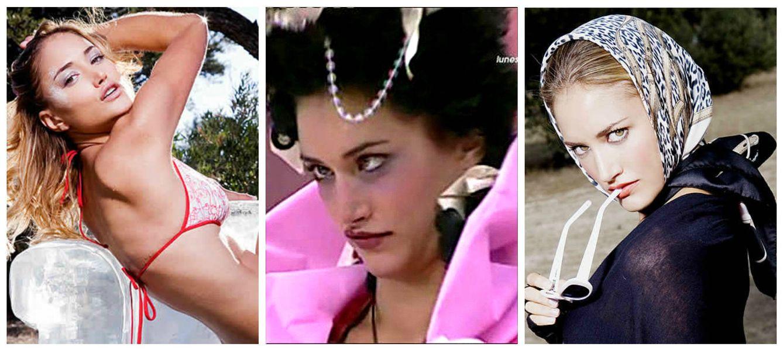Foto: Alba Carrillo en 'Supermodelo 2007'