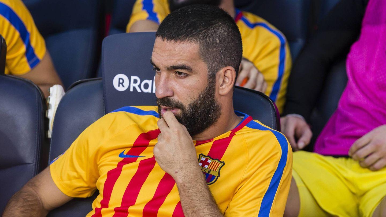 Arda Turan se ha convertido en un problema para el Barcelona. (Cordon Press)