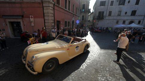 Un coche clásico por Italia