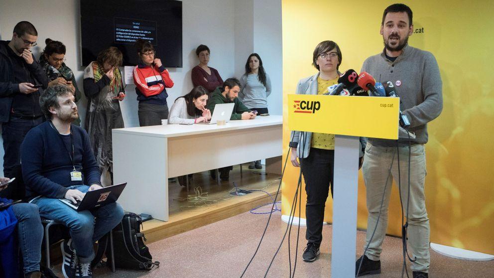 La CUP pide que la Diada sea inicio de ola de movilizaciones hacia la libertad
