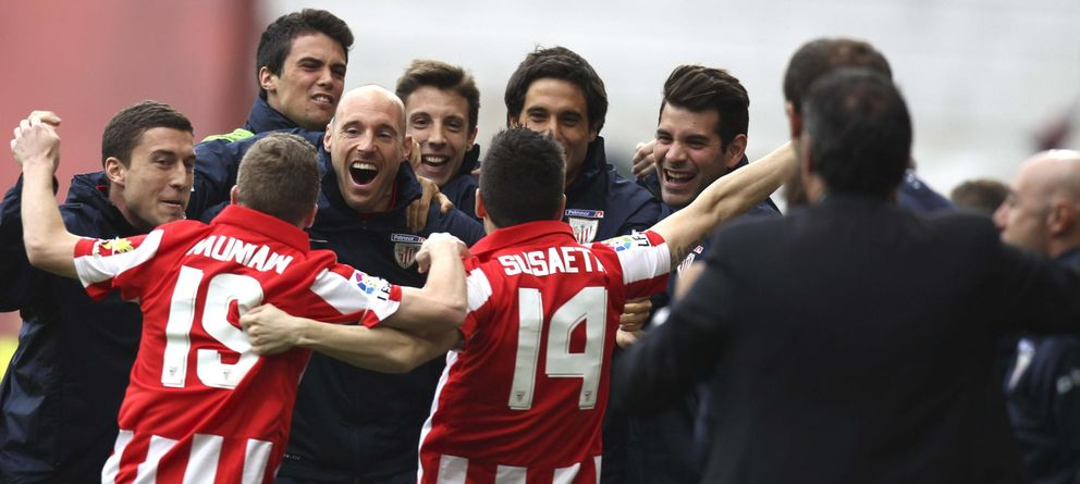 Foto: Así vivimos en directo el partido de Champions entre Nápoles y Athletic Club