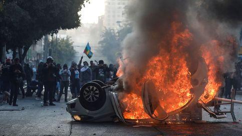 Las protestas se reavivan en Chile contra el Festival Viña del Mar