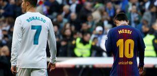 Post de Así han evolucionado los salarios de Messi y Cristiano con sus renovaciones