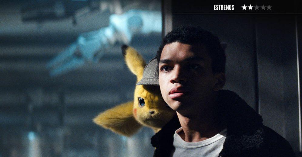 Foto: Justice Smith protagoniza junto a Pikachu la nueva película de los 'Pokémon'. (Warner)