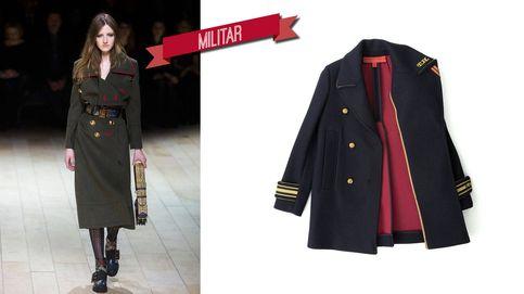 Militar, masculino, plumas… Estos son los abrigos más buscados de la temporada