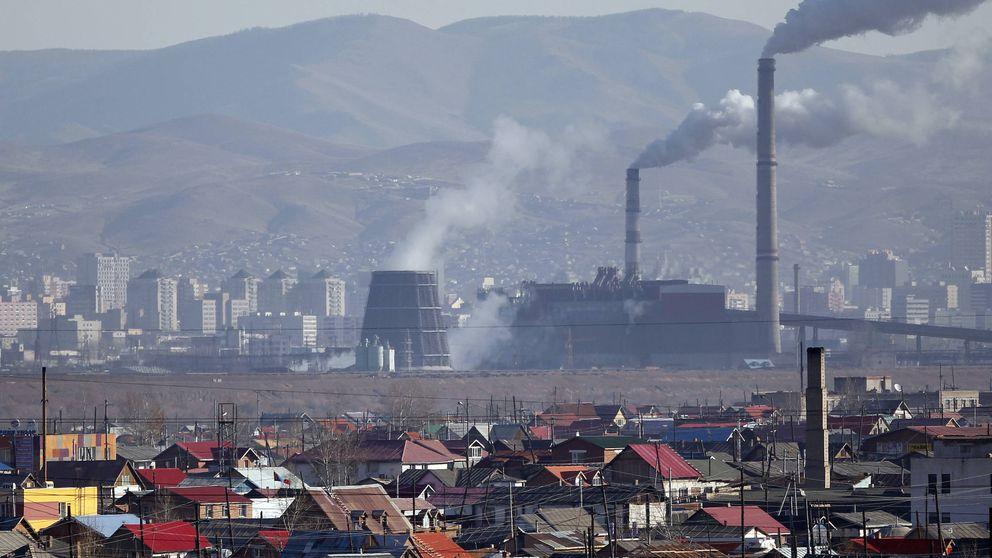 Ulán Bator, la ciudad donde el 99% de los niños respira aire contaminado