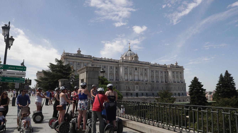 Bienvenido, Mr. Marshall: Madrid, única región donde mandan los turistas de EEUU