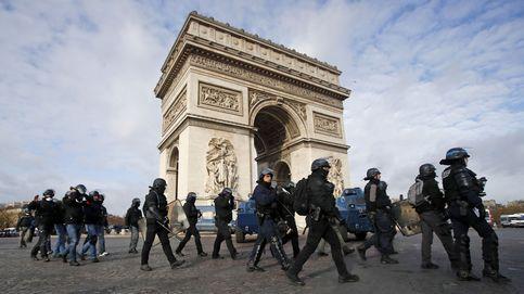 Macron convoca a los agentes sociales para ofrecer salidas a la crisis