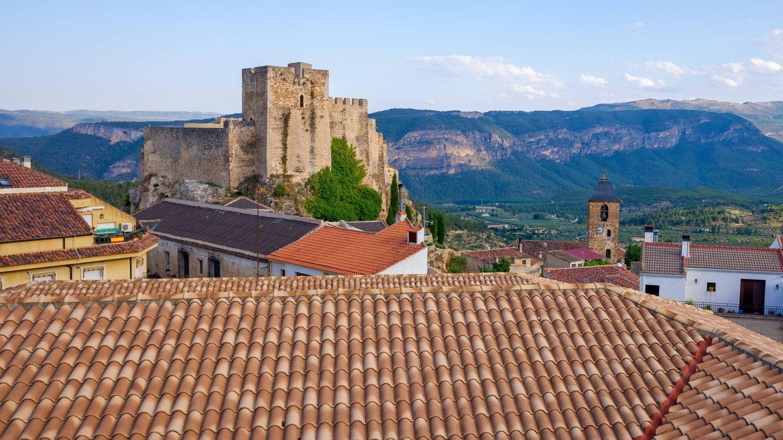 Castillo de Yeste.