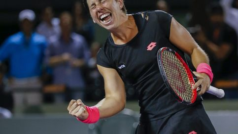Carla Suárez disputará la gran final del Masters de Miami y ya es top 10