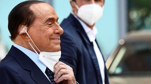 Berlusconi sufre una recaída tras superar en septiembre el coronavirus