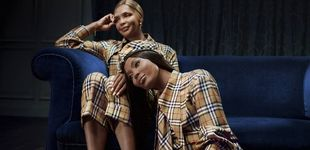 Post de La madre de Naomi Campbell eclipsa a su hija en la campaña de Burberry